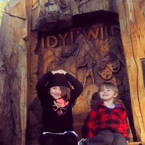 kids in idyllwild