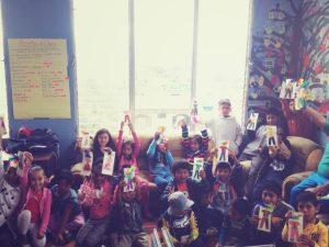 locals in Ecuador class