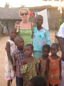 new friendships in Ghana