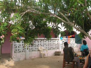in Ghana