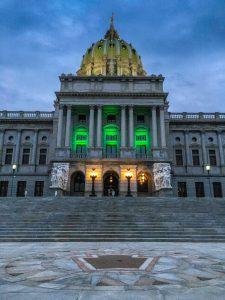 PA Capitol Building Harrisburg