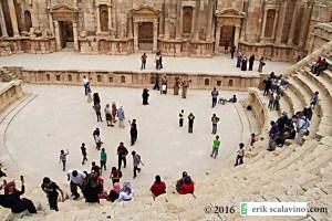 Jerash amphitheater_web