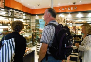KayserBakery: moveable feast