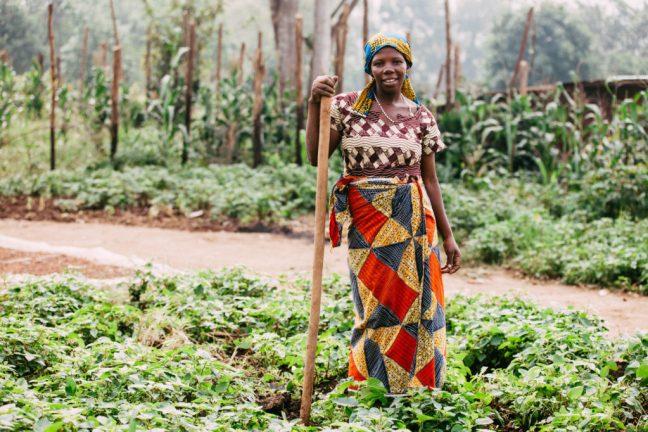 In Rwanda