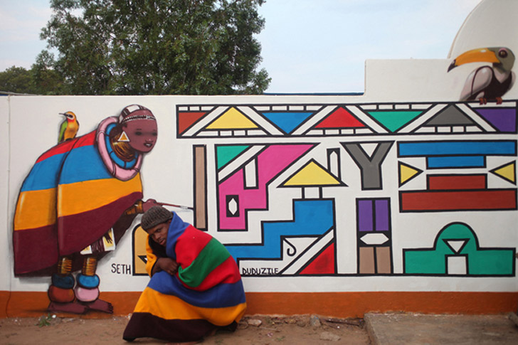 Street Art in Africa - africanah.org