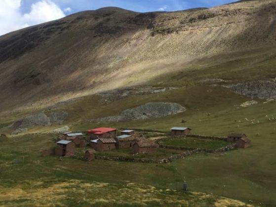 exploring local culture in Peru