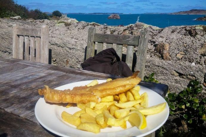 fish dish by jonny duncan