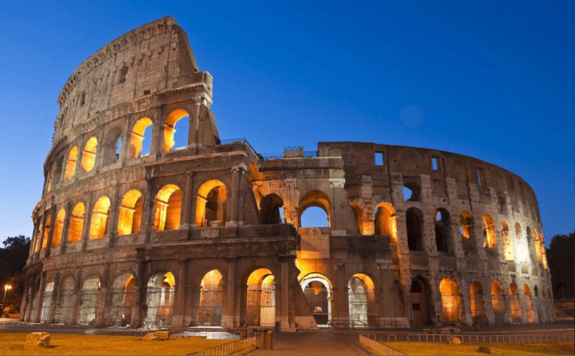 colosseum italian culture