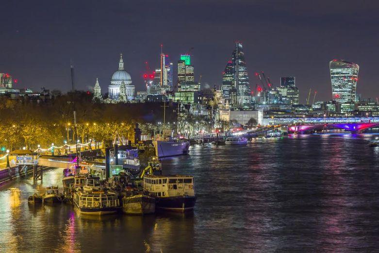 London experience: London Skyline