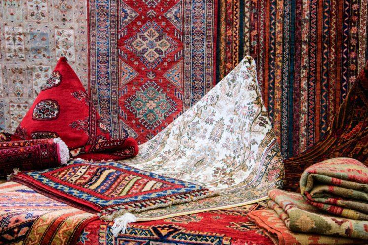 Iran rugs
