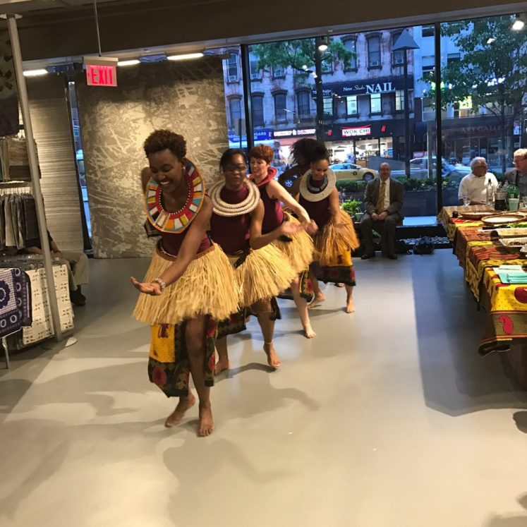 Curious on Tanzania dance