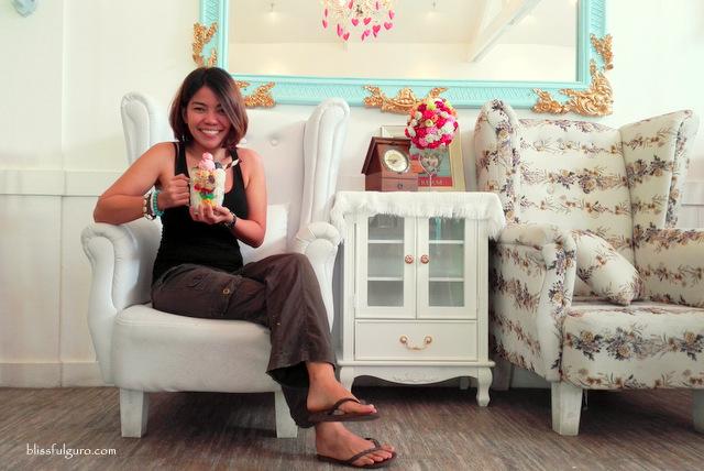 Storyteller Carla from blissfulguro