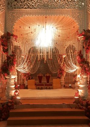 India wedding competing edge