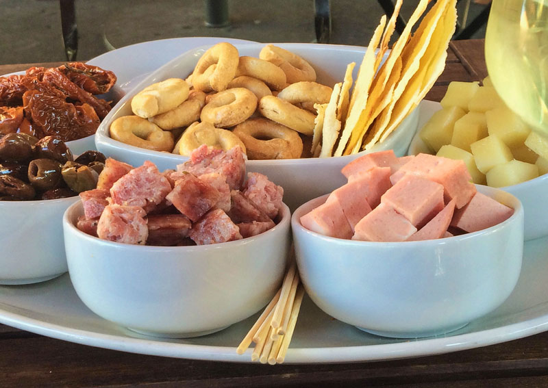 themed travel: food in Milan
