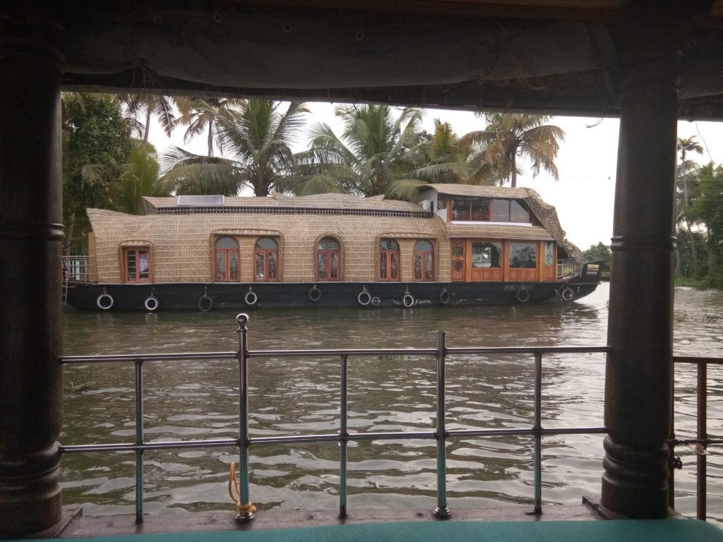 Alleppey Houseboat
