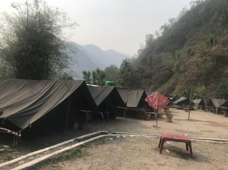 Camp Roller Coaster in Rishikesh