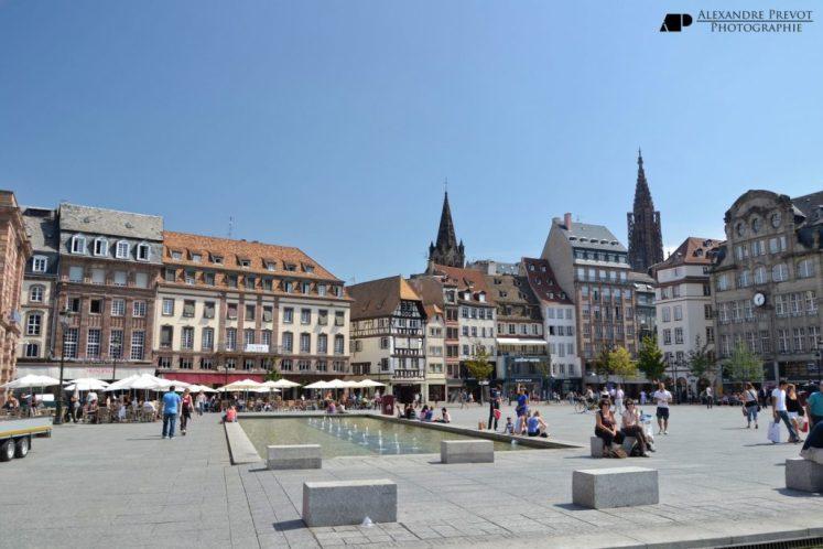 Place Kleber strasbourg