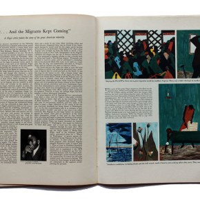 Jacob Lawrence Makes Publishing History
