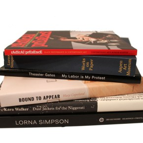 6 Best Black Art Books of 2013