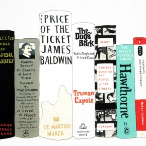 A Browse Through the 'Ideal Bookshelf' of Hilton Als