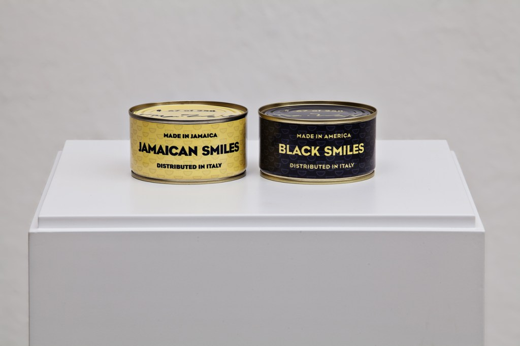 NW-LM18261 Canned Smiles (Galleria Continua San Gimignano 2013) 01 hr