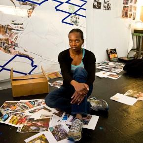 Njideka Akunyili Crosby Wins Smithsonian's 2014 James Dicke Prize