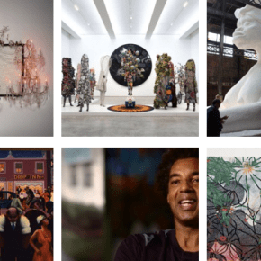 Culture Type: The Year in Black Art 2014
