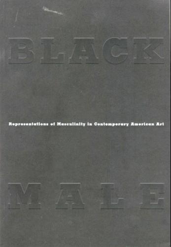 black male @ whitney catalog
