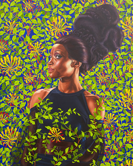 kehinde wiley - brooklyn museum