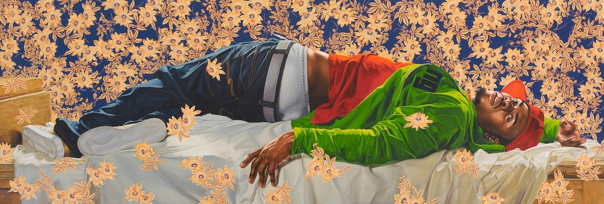 New York Times 'Paints' Portrait of Kehinde Wiley