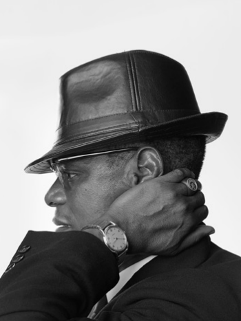 Samuel Fasso - Malcolm X
