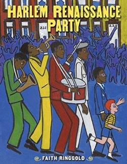 faith ringgold - harlem renaissance party