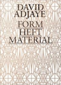 adjaye - form heft material