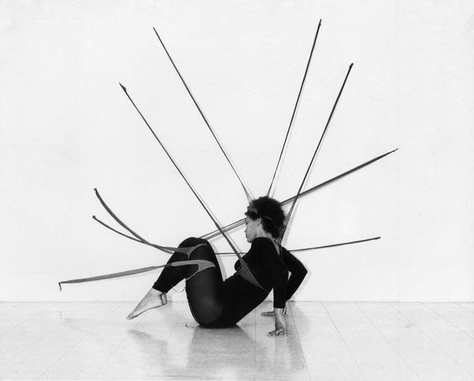 Senga Nengudi - Performance_Piece