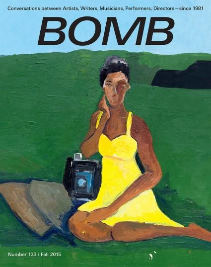 Bomb Mag - Fall 2015
