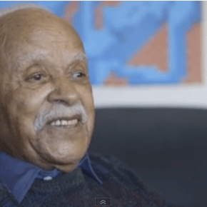 Honored in February with a Chicago Homecoming, Artist Eldzier Cortor Has Died at Age 99