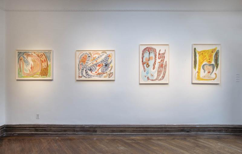 Installation view _Dial_2015_Bill_Orcutt0