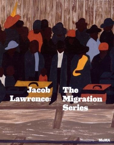 jacob lawrence - migration series