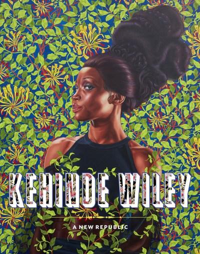 kehinde wiley - a new republic