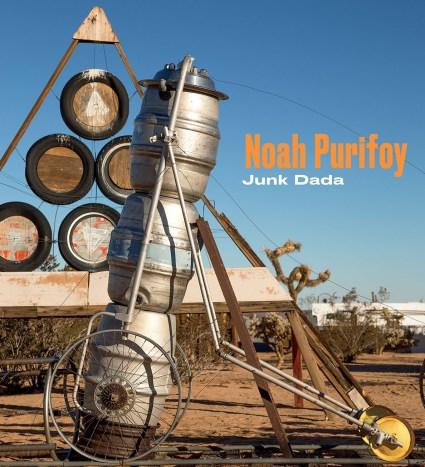 noah purifoy - junk dada
