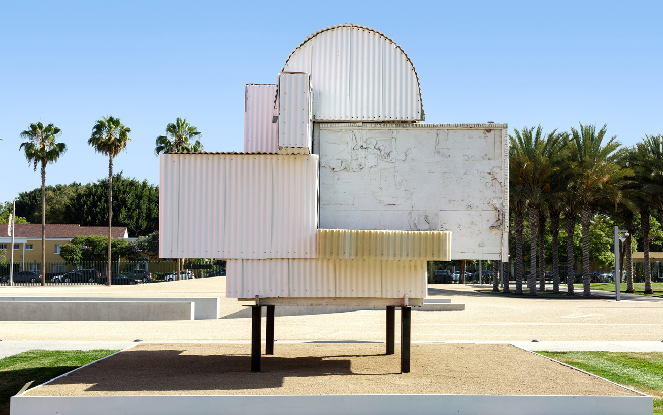 noah purifoy - ode to frank gehry