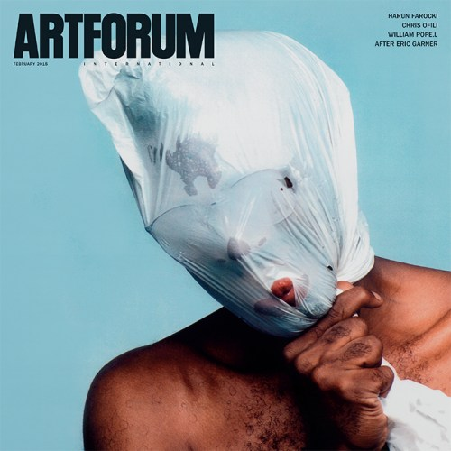 william pope.l - artforum - feb 2015