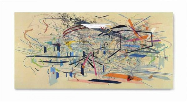 Julie Mehretu - Retopistics - A Renegade Excavation