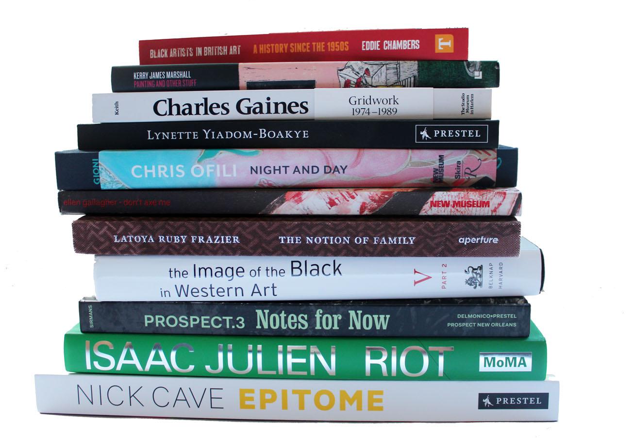 best black art books 2014