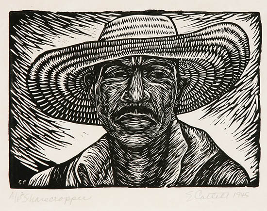 Weschler's African American Art Sale Features 63 Elizabeth Catlett Prints From Private Collection