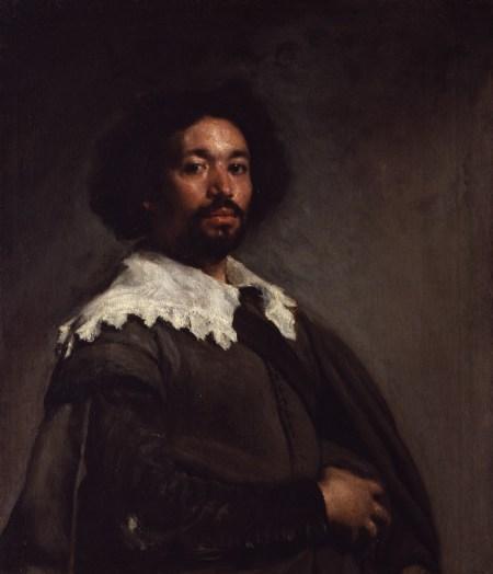 Velazquez - Juan de Pareja - Met Museum  1971.86_16.1