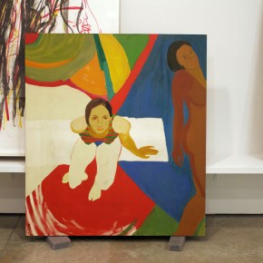 Culture Talk: Courtney Willis Blair on Ryan Lee Gallery's Representation of Emma Amos