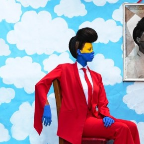 Ethiopian Photographer Aida Muluneh Finds Advantage in Creating and Distorting Reality