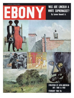 EBONY - African American Art - Feb 1968