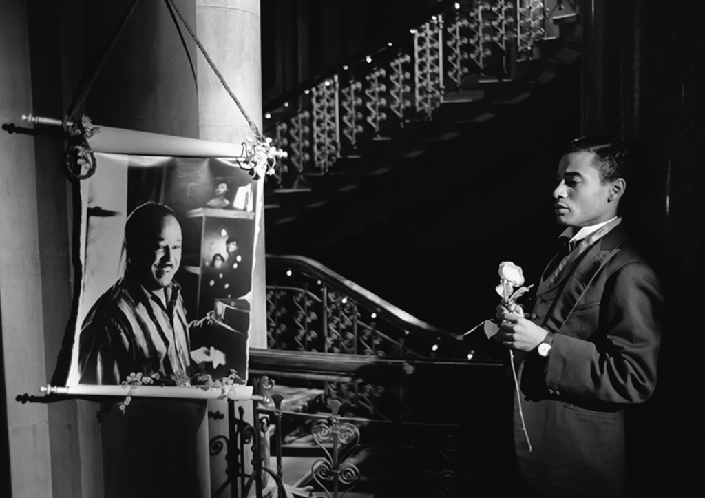 Isaac Julien, Homage Noir, from Looking for Langston - Vintage series,